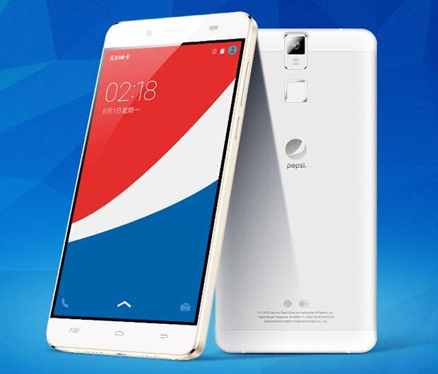 "pepsi phone1 20 11 15 - Pepsi Phone P1: smartphone Android con ""bollicine"""