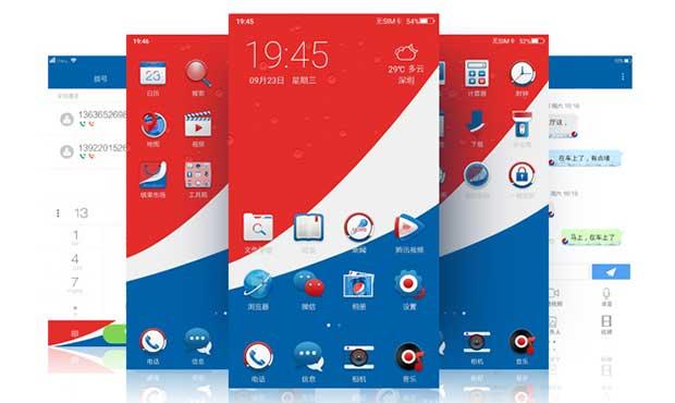 "pepsi phone3 20 11 15 - Pepsi Phone P1: smartphone Android con ""bollicine"""