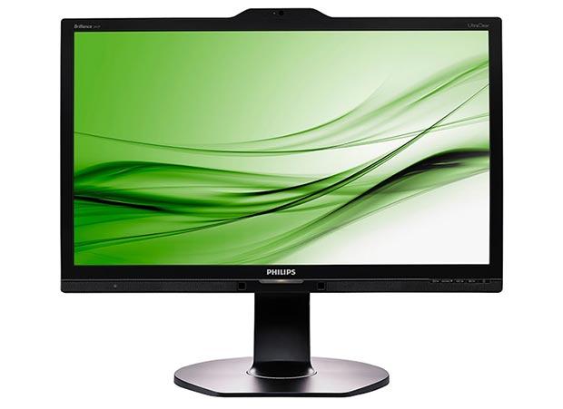 "philips 241p6vpjkeb 2 24 11 2015 - Philips 241P6VPJKEB: monitor LCD UHD da 23,8"""
