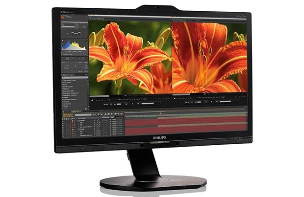 "philips 241p6vpjkeb 3 24 11 2015 - Philips 241P6VPJKEB: monitor LCD UHD da 23,8"""