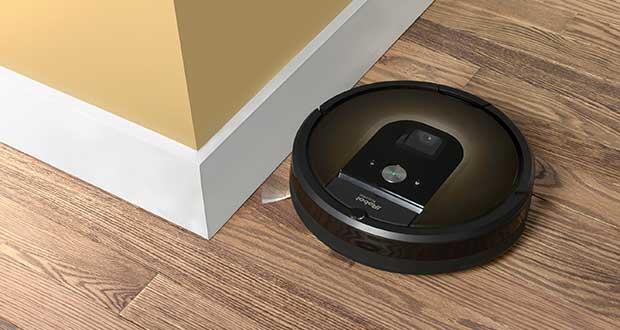"roomba980 1 04 11 15 - iRobot Roomba 980: robot aspirapolvere ""smart"""