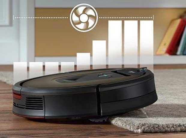 "roomba980 4 04 11 15 - iRobot Roomba 980: robot aspirapolvere ""smart"""