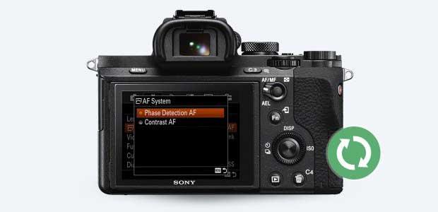 sony a77II firmware2 05 11 15 - Sony Alpha A7 II: nuovo firmware RAW 14 bit in arrivo