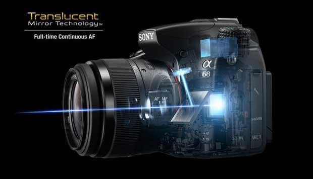 sony a68 6 05 11 15 - Sony Alpha A68: fotocamera APS-C 24 MP con 4D Focus