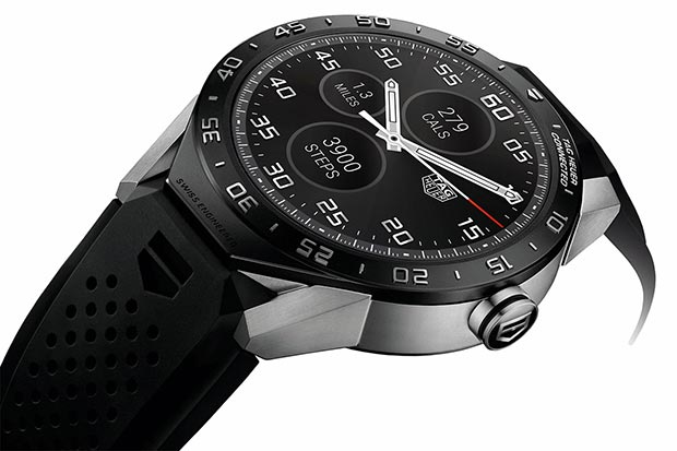 tagheuer connected 10 11 2015 - TAG Heuer Connected: smartwatch Android di lusso