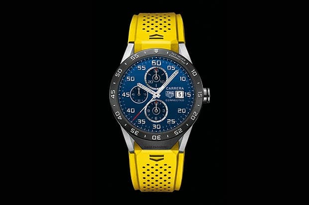 tagheuer connected 3 10 11 2015 - TAG Heuer Connected: smartwatch Android di lusso