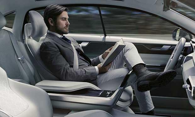 volvo concept26 1 19 11 15 - Volvo Concept 26: auto senza pilota in salsa svedese