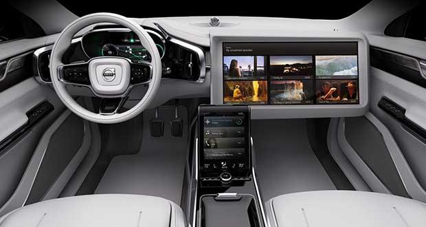 volvo concept26 evi 19 11 15 - Volvo Concept 26: auto senza pilota in salsa svedese