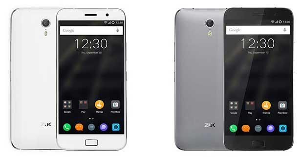 """zuk z1 1 03 11 15 - Lenovo ZUK Z1: smartphone 5,5"""", 4G, impronte e USB C"""