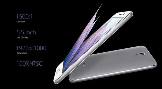 """zuk z1 2 03 11 15 - Lenovo ZUK Z1: smartphone 5,5"""", 4G, impronte e USB C"""
