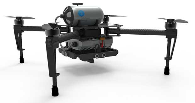 Intelligent Energy Drone evi 15 12 15 - Droni a celle di combustibile: ore di volo e ricarica rapida