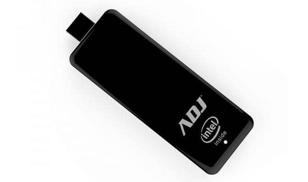 adj pcstick 5 09 12 2015 - ADJ PC Stick: mini PC con Atom in un dongle HDMI