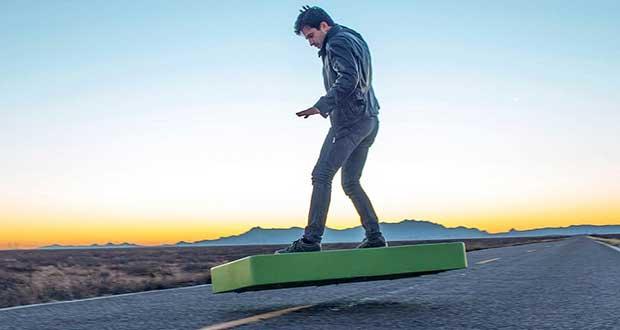 arcaboard1 31 12 15 - ArcaBoard: hoverboard a levitazione in vendita da Aprile