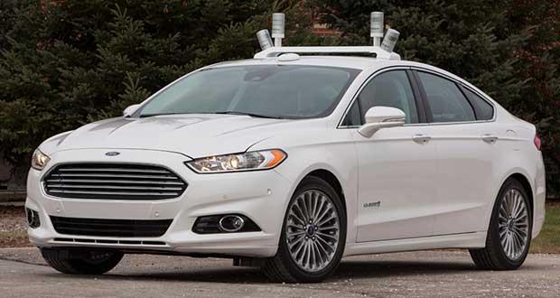 ford senzapilota 16 12 15 - Ford: test auto senza pilota in California dal 2016