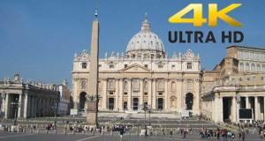 giubileo 4kUHD evi 02 12 15 300x160 - Giubileo: cerimonia in diretta Ultra HD via satellite