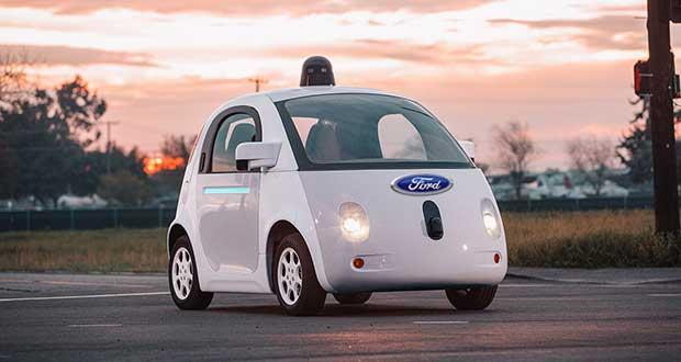 google ford auotoma1 22 12 15 - Google e Ford: accordo in vista per le auto senza pilota