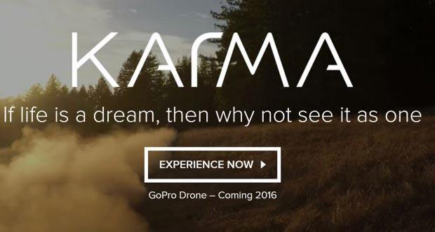 gopro karma 10 12 2015 - GoPro Karma: drone in arrivo nella prima metà del 2016