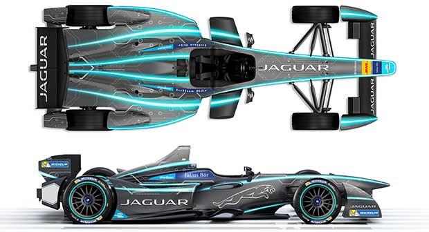 jaguar formulae 1 16 12 15 - Jaguar in Formula E con una monoposto 100% elettrica