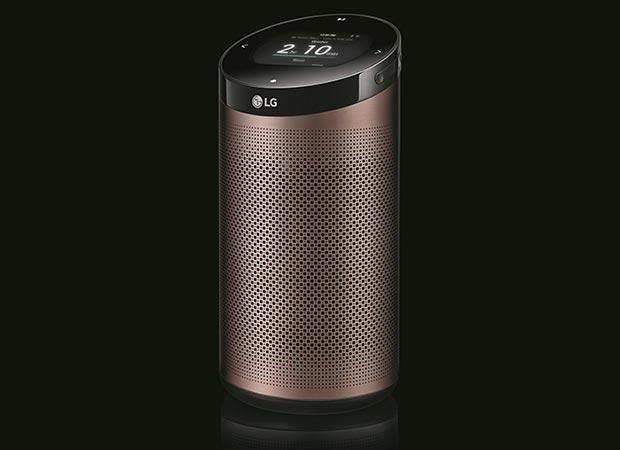 "lg smartthinq 30 12 2015 - LG SmartThinQ Hub: hub per la ""smart home"" e speaker"