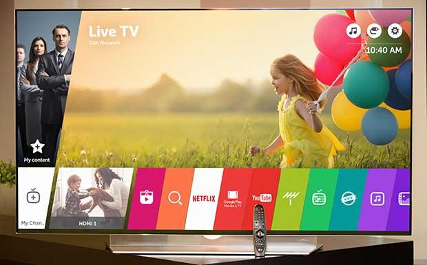lg webos3.0 1 22 12 15 - LG: Smart TV 2016 con webOS 3.0 e controllo Smart Home