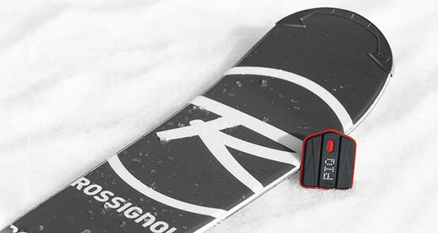 """piq rossignol ski1 15 12 15 - Rossignol e PIQ: gli sci diventano """"smart"""" e connessi"""