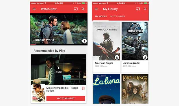 playmovies airplay2 15 12 15 - Google Play Movies: supporto AirPlay da iPhone e iPad