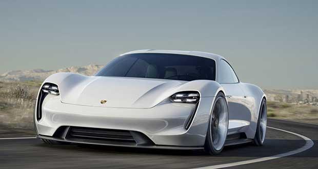 porsche mission e evi 07 12 15 - VW: OK Porsche elettrica e addio Lamborghini e Ducati?