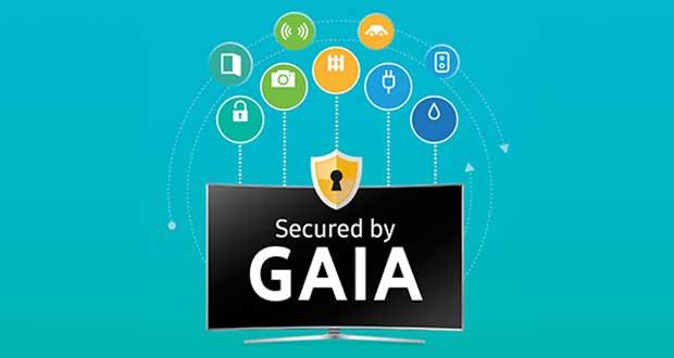 samsung gaia 30 12 15 - Samsung GAIA: criptaggio e sicurezza per le Smart TV 2016