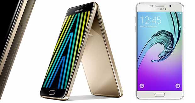 samsung galaxy a evi 02 12 15 - Samsung: nuovi smartphone Galaxy A7 / A5 / A3 2016