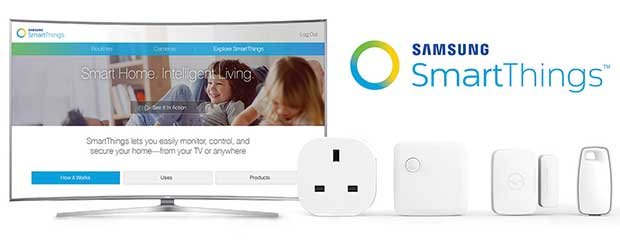 samsung smartthings 1 29 12 15 - Samsung GAIA: criptaggio e sicurezza per le Smart TV 2016