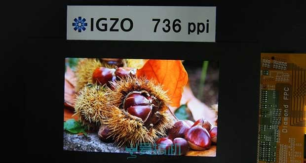 sharp igzo evi 07 12 15 - Sharp: nuovi display Super IGZO per smartphone e tablet