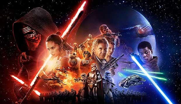 """starwars 1 21 12 15 - """"Star Wars: Il Risveglio della Forza"""" record in tutto il mondo"""
