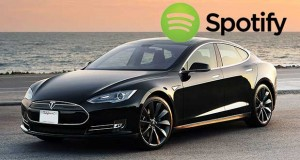 tesla spotify evi 22 12 15 300x160 - Tesla Model S con Spotify Premium incluso