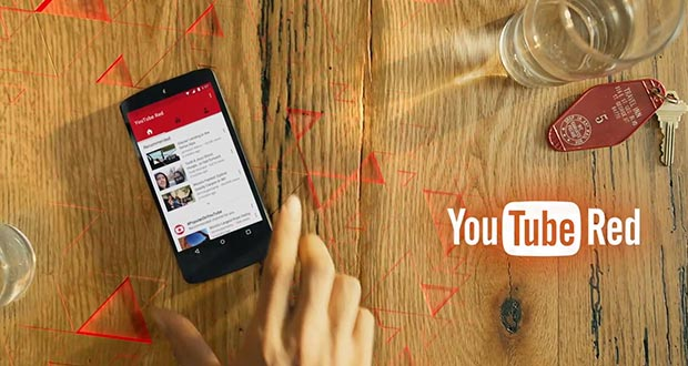 youtube red 03 12 2015 - YouTube Red: in arrivo serie TV e film originali?