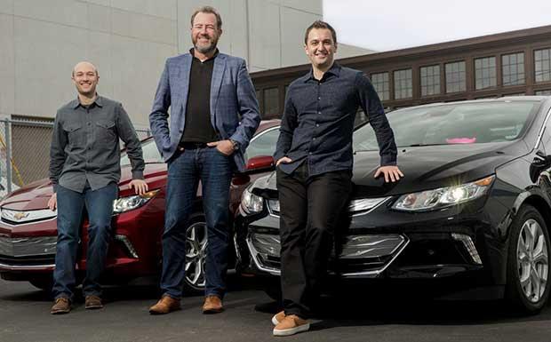 GM Lyft ridesharing 2 04 01 16 - GM e Lyft insieme per il ride-sharing senza conducente
