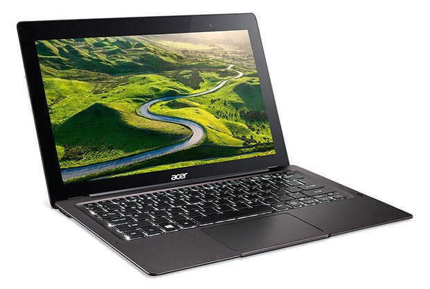 acer aspire switch s12 2 04 01 2016 - Acer Aspire Switch 12 S: notebook 2 in 1 con display 4K