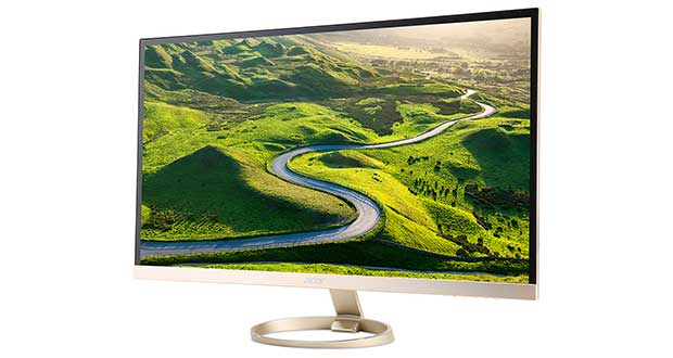 acer h7 1 04 01 16 - Acer H7: monitor 25 e 27 pollici Quad HD con USB Type-C