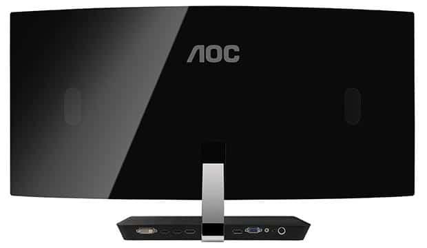 """aoc C3583FQ 3 19 01 2016 - AOC C3583FQ: monitor 35"""" MVA 21:9 a 160Hz con FreeSync"""