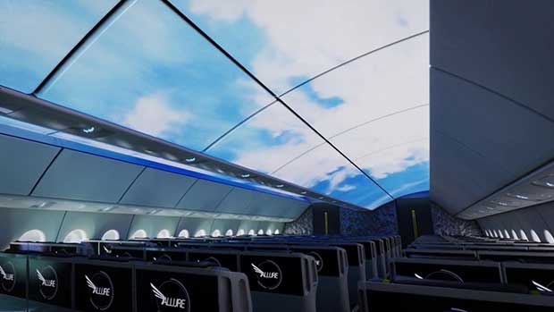 "boeing display1 13 01 16 - Boeing: concept ""display"" delle cabine aerei del futuro"