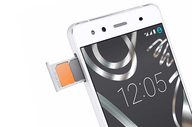 """bq aquaris x5 3 21 01 16 - BQ Aquaris X5: smartphone 5"""" dual-SIM LTE super sottile"""