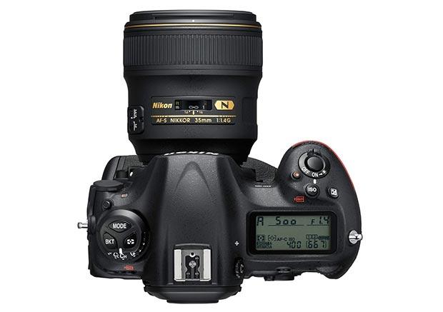 canon d5 12 01 2016 - Nikon D5: reflex full-frame da 20,8MP con AF a 153 punti