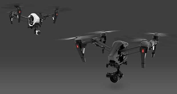 dji droni4k 1 05 01 16 - DJI Phantom3 4K e Inspire 1 Pro / RAW: droni per riprese 4K DCI