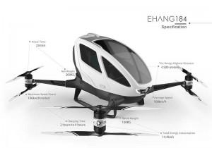 ehang 184 3 08 01 16 300x210 - Ehang 184 AAV: il primo drone per...passeggeri!!