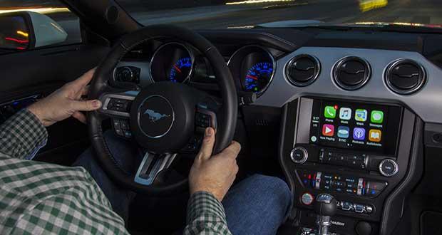 ford sync 3 compatibile apple carplay android auto e 4g. Black Bedroom Furniture Sets. Home Design Ideas