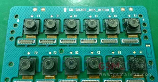 """galaxy s7 sensore 25 01 16 - Galaxy S7 e S7 Edge con fotocamera """"ultra luminosa""""?"""