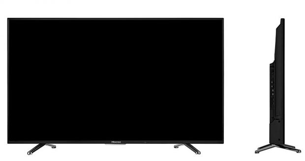 hisense h5c 11 01 2016 - Hisense: nuove TV LCD Ultra HD con HDR