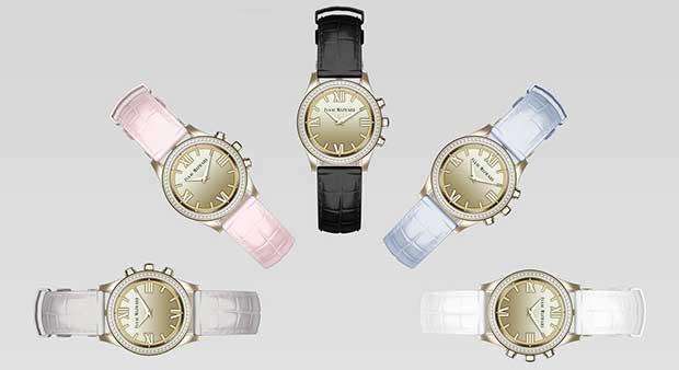 hp smartwatch 1 29 01 16 - HP Isaac Mizrahi Smartwatch: orologio con notifiche e Swarovski