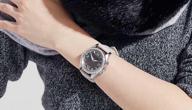 hp smartwatch 2 29 01 16 - HP Isaac Mizrahi Smartwatch: orologio con notifiche e Swarovski