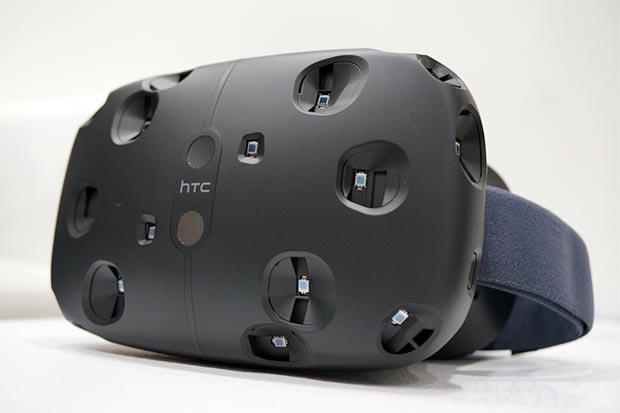 htc vive 12 01 2016 - HTC Vive: visore in pre-ordine dal 29 febbraio