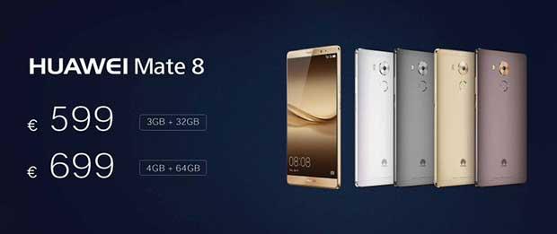 huawei mate8 5 05 01 16 - Huawei Mate 8: phablet 6 pollici octa-core Kirin 950